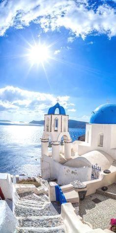 Santorini, Greece  Greece Honeymoon  В нашем блоге гораздо больше информации  https://storelatina.com/greece/travelling #grecja #isiGreece #Ghréig #greciaferias