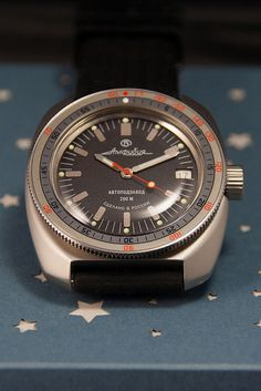 Vostok #710 case / #662 dial