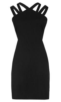 Primark Summer 2013 Black Bodycon Dress