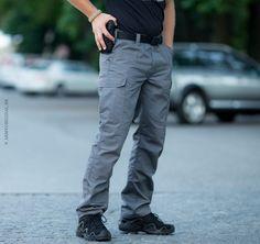 Nohavice BDU 2.0 sivé