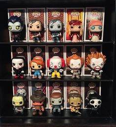 """272 Likes, 2 Comments -  Welcome To Pop Pit Stop!  (@pop_pit_stop) on Instagram: """"Gotta say I'm very impressed with how these new @displaygeek shelves turned out! - - #funkopop…"""""""