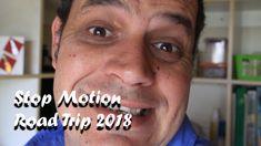 Stop Motion Road Trip 2018 Stop Motion, Road Trip, Road Trips