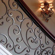Elegant Iron Studios | Custom Ornamental Metalwork | Modern Railing and Stairs | Stainless Steel and Glass | Cincinnati, Dayton and Columbus Ohio