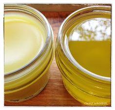 3 NEW All~Purpose Healing Salve BLENDS! - Camp Wander-I would use doTERRA oils