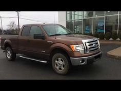 2011 Ford F150 XLT Supercab 4X4 at Hollis Ford in Truro, NS