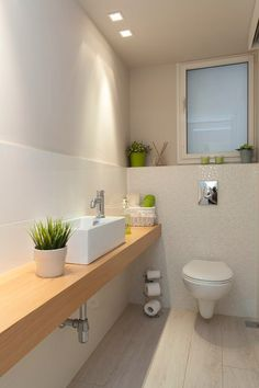 Small Toilet Room, Guest Toilet, Downstairs Toilet, Bad Inspiration, Bathroom Inspiration, Bathroom Renos, Bathroom Renovations, Modern Bathroom, Small Bathroom