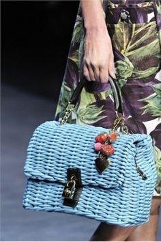 : Borse Dolce & Gabbana Sfilata P/E 2012