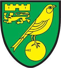 mon équipe de foot préférée Norwich !