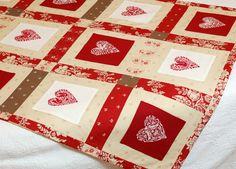 1000 рукоделок: Одеялко для Надюшки