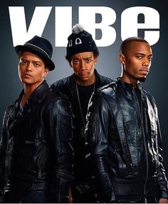 Bruno Mars, Wiz Khalifa and B. in Vibe magazine. Vibe Magazine, Wiz Khalifa, Bruno Mars, The Wiz, American Singers, Record Producer, Shout Out, Cover, Magazines