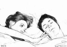 """""""Non ho più voglia di innamorarmi,  solo al pensiero di uno che senza un vero motivo  mi invade e tutto distrugge.  E io lì sempre quella che ama di più…  e poi tutte le stronzate… il pensarti…  il voler volere… il voglio… ti voglio… ancora…  No!  Non ho voglia di innamorarmi… e di perdermi…  ho solo voglia di te.""""    Charles Bukowski"""