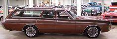 1971 Dodge Monaco station wagon