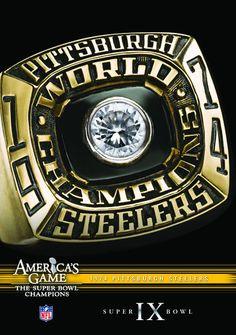 NFL America's Game: 1974 Steelers