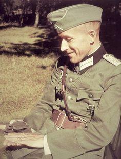Ernst Jünger - Awarded with the Pour le Mérite in World War I.