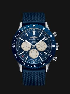 Chronoliner B04 - Breitling - Instruments for Professionals