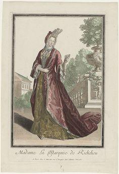 Madame La Marquise d