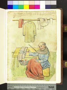 die Hausbucher der nurnberger Zwolfbruderstiftungen Heinrich Gosswein Amb. 317.2° Folio 107 recto