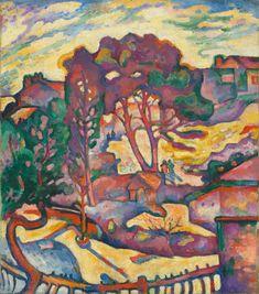 Georges Braque | Landscape Painting - Art Guide - Art History Reference Guide Georges Braque, Georges Seurat, Henri Matisse, Raoul Dufy, Picasso, André Derain, Art Bin, Still Life Artists, Post Impressionism
