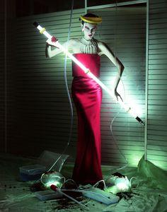 Zuzanna Bijoch by Jeff Bark for Vogue Ukraine April 2013