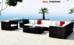 rattan mobilyalar Outdoor Furniture Sets, Outdoor Decor, Home Decor, Decoration Home, Room Decor, Home Interior Design, Home Decoration, Interior Design