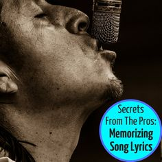 Memorizing song lyrics can be a challenge for many of us. These techniques make use of your learning style to help you learn lyrics faster and avoid. Breathe In The Air, Vocal Exercises, Singing Tips, Singing Lessons, Facial Muscles, Piece Of Music, Song Lyrics, The Voice, Improve Yourself