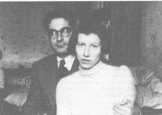 Leone y Natalia Ginzburg