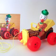 Jalopy With Painting Set, $235, now featured on Fab.