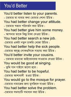 Spoken English in Bangladesh, All Spoken English Books Bangle and English… English Speaking Book, English Talk, English Grammar Book, English Learning Spoken, English Sentences, English Writing Skills, English Phrases, Learn English Words, English Study