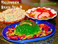 Halloween Brain Jell