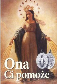 O Maryjo , Matko Miłosierdzia , czuwaj nad wszystkimi , aby nie był daremny Krzyż Chrystusa , aby człowiek nie zgubił drogi dobra , nie utracił świadomości grzechu i umiał głębiej ufać Bogu , bogatemu w miłosierdzie ! Our Lady Of Medjugorje, Mother Mary, Ikon, Madonna, Christianity, Prayers, Blessed, Wonder Woman, Faith