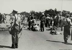 Sharpeville shortly after the shootings © Museum Africa. History Online, World History, Those Were The Days, African History, African Beauty, South Africa, Military, Afrikaans, Journalism