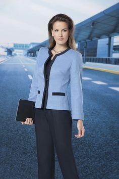 7c74c71c549 Uniformes Ejecutivos Para Dama, Uniformes Para Oficina, Vestidos Oficina,  Ropa De Oficina,