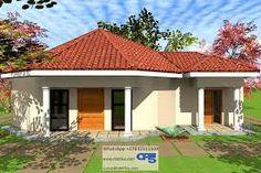 Rustic Italian Home Round House Plans, Tuscan House Plans, Free House Plans, Simple House Plans, Best House Plans, House Floor Plans, Free Plans, House Gate Design, Kerala House Design