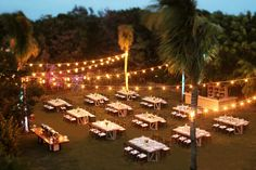 The Dreams Garden is a gorgeous new location to host a very private dinner reception with up to 200 guests! #DreamsTulum