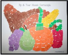 thanksgiving preschool craft