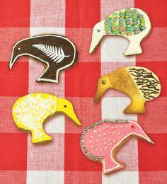 Shortcake Kiwi Cookies Recipe | FreshChoice