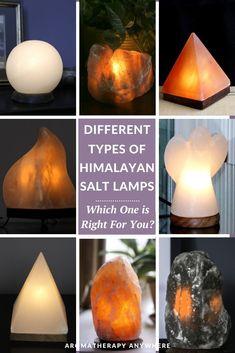 Ultimate Guide To Himalayan Salt Lamp Benefits+How They Work, How To Use, & Types - Aromatherapy Anywhere Himalayan Salt Benefits, Himalayan Salt Bath, Hymalayan Salt Lamp, Salt Crystal Lamps, Salt Art, Natural Healing, How To Stay Healthy, Calming, Range