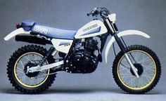 DR 500S, 1980