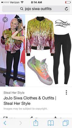 Jojo Siwa Outfits, Girl Outfits, Fashion Outfits, Jojo Siwa Birthday, Jojo Bows, Unicorn Outfit, Fantasias Halloween, Barbie, Cute Casual Outfits
