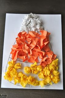 31 Halloween crafts for kids - Fall Crafts For Toddlers Halloween Tags, Halloween Arts And Crafts, Halloween Crafts For Toddlers, Theme Halloween, Fall Crafts For Kids, Holiday Crafts, Fun Crafts, Halloween Crafts For Kindergarten, Halloween Activities For Preschoolers