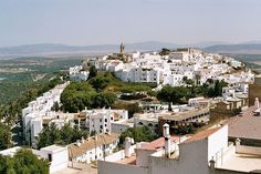 Vejer de la Frontera, Cadiz © Dietmar Giljohann/WikiCommons