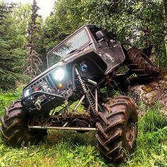 Jeep flex!