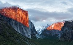 How to Get the OS X El Capitan Wallpaper Right Now