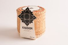 Khaohom: Sustainable Rice Packaging (Student Project) on Packaging of the World - Creative Package Design Gallery Rice Packaging, Food Box Packaging, Packaging World, Honey Packaging, Candle Packaging, Cookie Packaging, Food Packaging Design, Packaging Design Inspiration, Chocolate Packaging