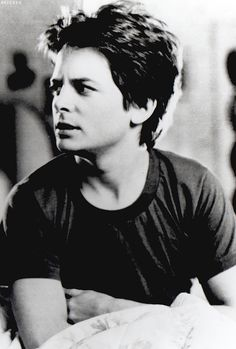 Michael J. Fox as Marty Mcfly. I fell for him during the Back to the Future series and have continued to admire him ever since. Loved his guest appearance in Scrubs as well as The Michael J. The Future Movie, Back To The Future, Michael J. Fox, J Fox, Marty Mcfly, Cinema, Film Serie, Best Actor, Great Movies