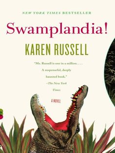 Swamplandia! Andrew Carnegie Medals for Excellence in Fiction finalist. Available in audiobook and ebook formats from the WVDELI.