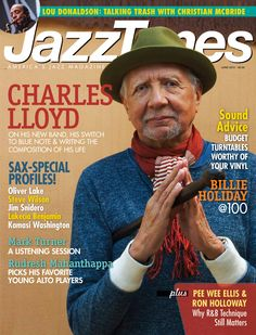 "Charles Lloyd is featured on the June cover of JazzTimes! Pick-up the new issue & check out ""Wild Man Dance,"" Charles' magnificent return to Blue Note Records. Vinyl/CD: http://smarturl.it/WildManDance-amazon Download: http://smarturl.it/WildManDance Stream: http://smarturl.it/StreamWildManDance"