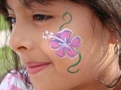 Face Painting by Rooshana