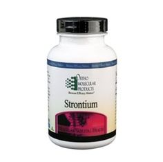 Ortho Molecular Product Strontium -- 60 Capsules - For Sale Check more at http://shipperscentral.com/wp/product/ortho-molecular-product-strontium-60-capsules-for-sale/