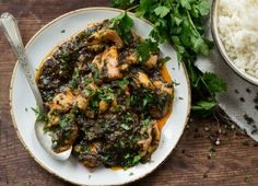 Cuttlefish with Parsley Cuttlefish, Greek Recipes, Seafood, Beef, Make It Yourself, Cooking, Parsley, Sea Food, Meat